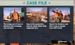 Dead rising case 0 intro case file