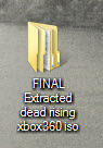Dead island final extracted dead rising xbox360 iso folder icon