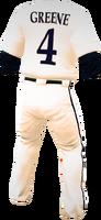 Dead rising Baseball Uniform 2 back