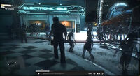 Dead rising 3 electronic blue