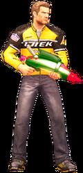 Dead rising ray gun holding