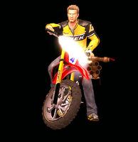 Dead rising Bazooka Bike main (8)