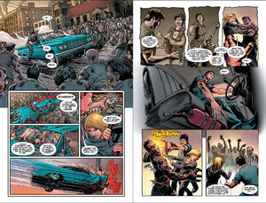 Dead rising 3 comicbook page 7 and 8