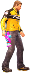 Dead rising stilts snowball cannon holding