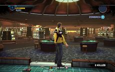Dead rising 2 high rollers empty world