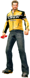 Dead rising dynamite holding