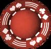 Dead rising Novelty Poker Chip