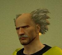 Dead rising mad scientist hair 4