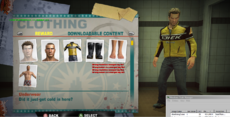 Dead rising wrong item in a merged big file