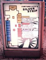 Dead rising silver strip map
