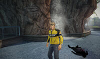 Dead rising off the record SCARE ZOMBIE ZOMBIES Fortune Park Grotto Water with remote mine
