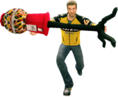 Dead rising gumball machine combo