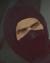 Dead rising 2 ninja headgear close up