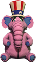 Dead rising Giant Stuffed Elephant