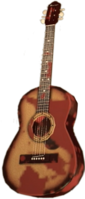 Dead rising Acoustic Guitar (Dead Rising 2) 2