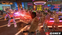 Dead rising laser eyes in jump station 7