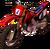 Dead rising Motorbike