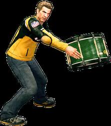 Dead rising drum combo