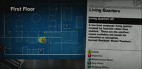 Dead rising exercise outfit map