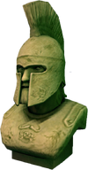 Dead rising Centurion Bust