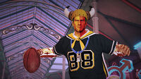 Dead rising 2 sports with football