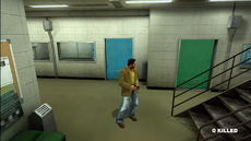 Dead rising security room