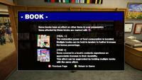 Dead rising demo books screen (2)