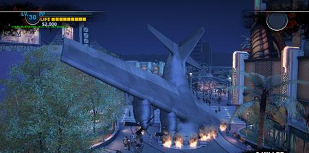 Bomber in fortune park