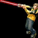 Dead rising laser sword combo 2