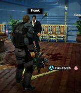 Dead rising in case west tiki torch