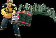 Dead rising electric rake main