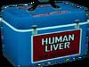 Dead rising Human Liver