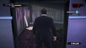 Dead rising break room 0010 window in