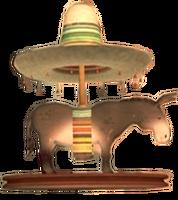 Dead rising Donkey Lamp 2