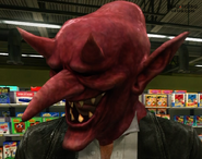 Dead rising clothing childrens castle ghoul mask
