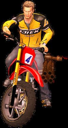 Dead rising bazooka bike main