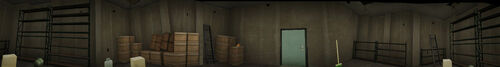 Dead rising Janitor Room PANORAMA