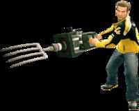Dead rising auger main