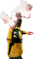Dead rising mannequin male throwing