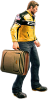 Dead rising suitcase holding