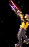Dead rising laser gun main