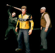 Dead rising mod adding characters WithProp LaserLightSword