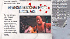 Dead rising 2 snowflake mission name in official guide