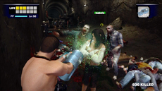 Dead rising overtime mode cave (39)