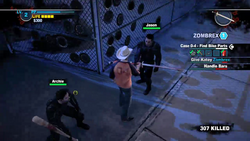Dead rising 2 case 0 Handle with care broadsword have (20)