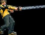 Dead rising laser sword main