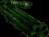 DRW Rocket Launcher