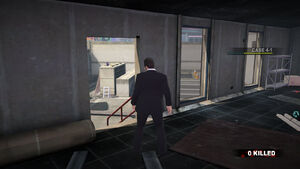 Dead rising break room 0012 construction door