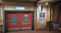 Dead rising 2 maintenance room next to moes (3)