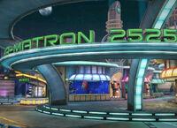 Dead rising URANUS ZONE MidWay-G-Matron 2525
